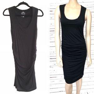VELVET BY GRAHAM AND SPENCER Vintage Slub Dress XS
